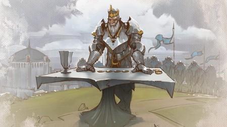 Tellstones: King's Gambit será el próximo juego de mesa basado en el universo de League of Legends