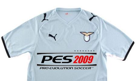 'PES 2009' patrocinará a un equipo de fútbol