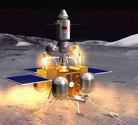 Este año vamos a ir a buscar muestras de la Luna gracias a China