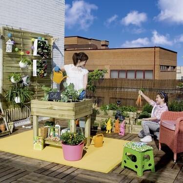 Los huertos urbanos están de moda. Y Leroy Merlin nos da las claves para plantar el tuyo (aunque solo tengas una pequeña terraza o balcón)