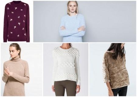 modelos jerséis para el otoño 2014