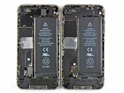El iPhone 4 de Verizon funciona con un chipset para redes CDMA y GSM