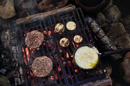 Barbacoas y utensilios para cocinar a la parrilla en Amazon ideales para regalar en el Día del Padre