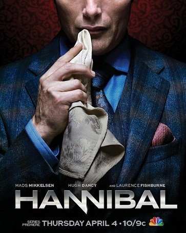 'Hannibal', primer tráiler y cartel de la esperada y problemática serie de NBC
