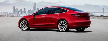 El Tesla Model 3 más barato tiene 386 kilómetros de autonomía y ya está disponible, por 35.000 dólares