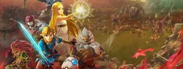 Análisis de Hyrule Warriors: La era del cataclismo, el segundo musou de la saga nos lleva hasta la mágica Hyrule de Breath of the Wild