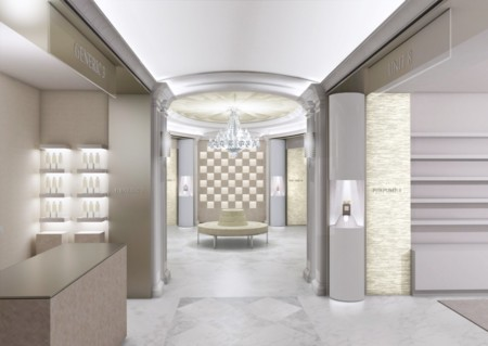 Harrods Unveils Salon De Parfums