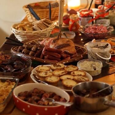 Siete recetas con sobras de Navidad para un picoteo del finde sabroso y accesible