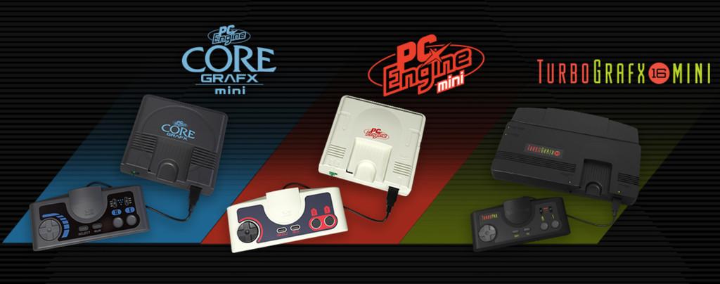 Konami revive la mítica marca TurboGrafx para atraer a los nostálgicos al más puro estilo NES Mini