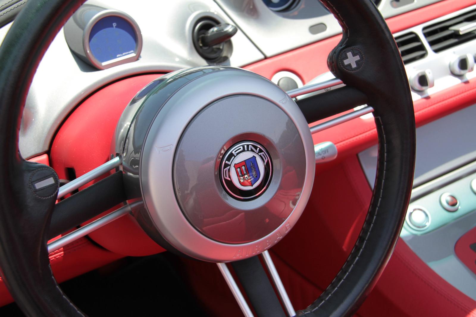 Foto de BMW Z8 Alpina (subasta) (10/38)