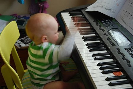 La musicoterapia ayuda a desarrollar las capacidades de los niños