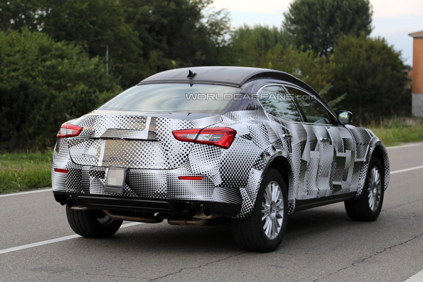Foto de Maserati Levante (7/18)