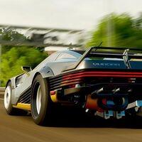 El futuro llega a Forza Horizon 4 con la inclusión del espectacular coche de Cyberpunk 2077