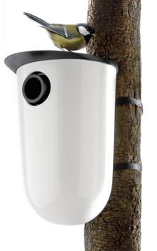 Bird box, diseño para pájaros