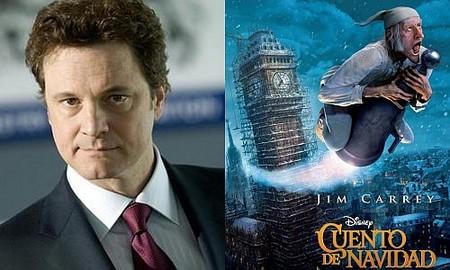 Entrevista exclusiva con Colin Firth, protagonista de 'Cuento de navidad'