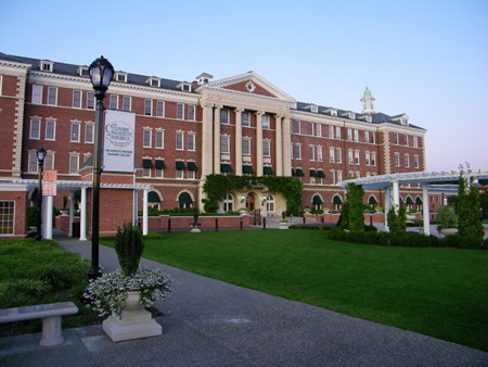 Culinary Institute of America NY