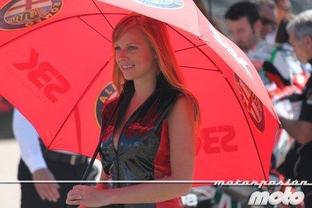 Girl Alfa Romeo