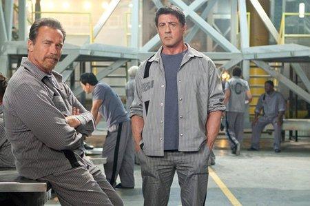 'The Tomb' con Schwarzenegger y Stallone y 'Rush' de Ron Howard, primeras imágenes oficiales