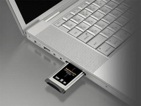 Las conexiones del Mac: ranura ExpressCard y tarjeta de red