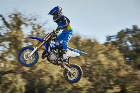 No es un juego de niños, es la Yamaha YZ65: Aún más radical y especializada que nunca