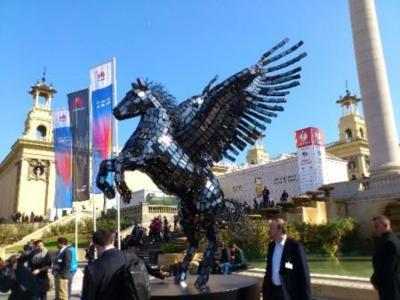 Huawei trabaja en una nueva forma de interactuar con el móvil