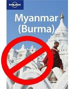 La guía 'Lonely Planet' de Birmania, ¿poco ética?