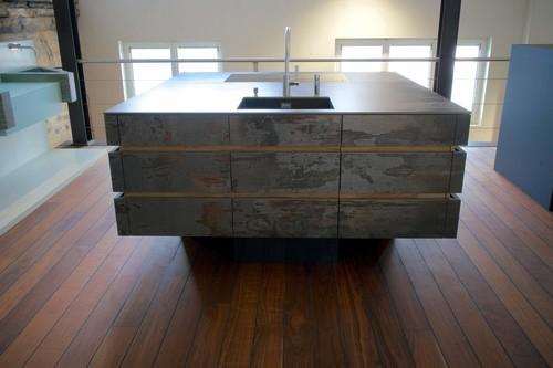 Cosentino presenta Dekton® Industrial, una colección que apuesta por la belleza de los metales