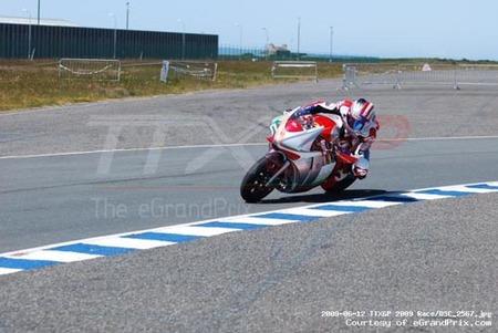 FIM Series de motos eléctricas para 2010