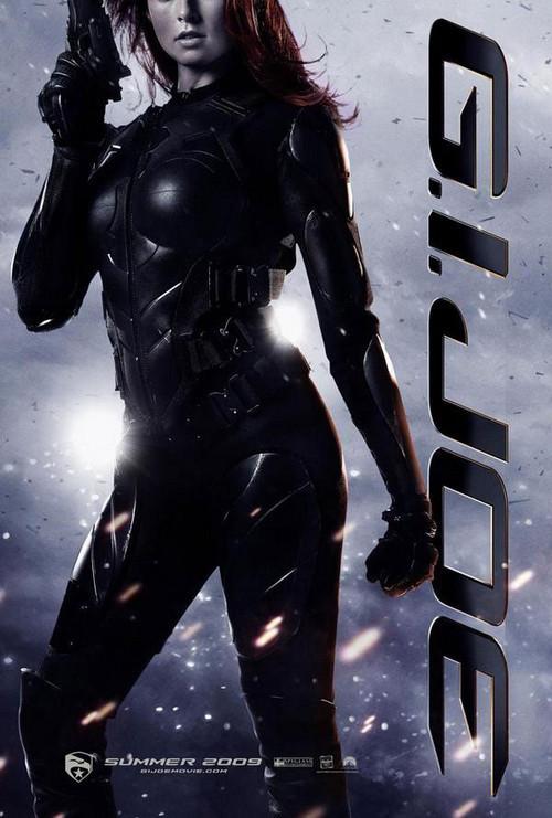 Foto de 'G.I. Joe: Rise of Cobra', posters (8/11)