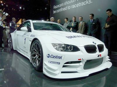 BMW volverá a las ALMS