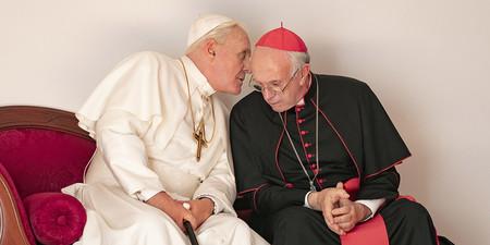 Escena Los Dos Papas