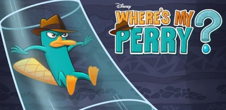 ¿Dónde está mi Perry? ya disponible para Android