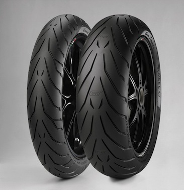 Nuevo neumático Pirelli Angel GT
