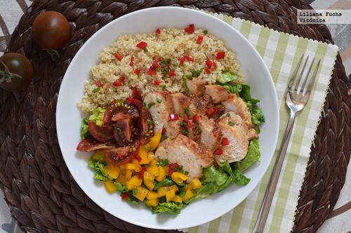 Menú de batch cooking saludable para resolver en poco tiempo tus comidas semanales