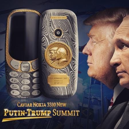 El móvil de Trump y Putin