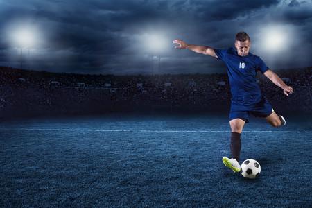 Futbol Potencia Piernas