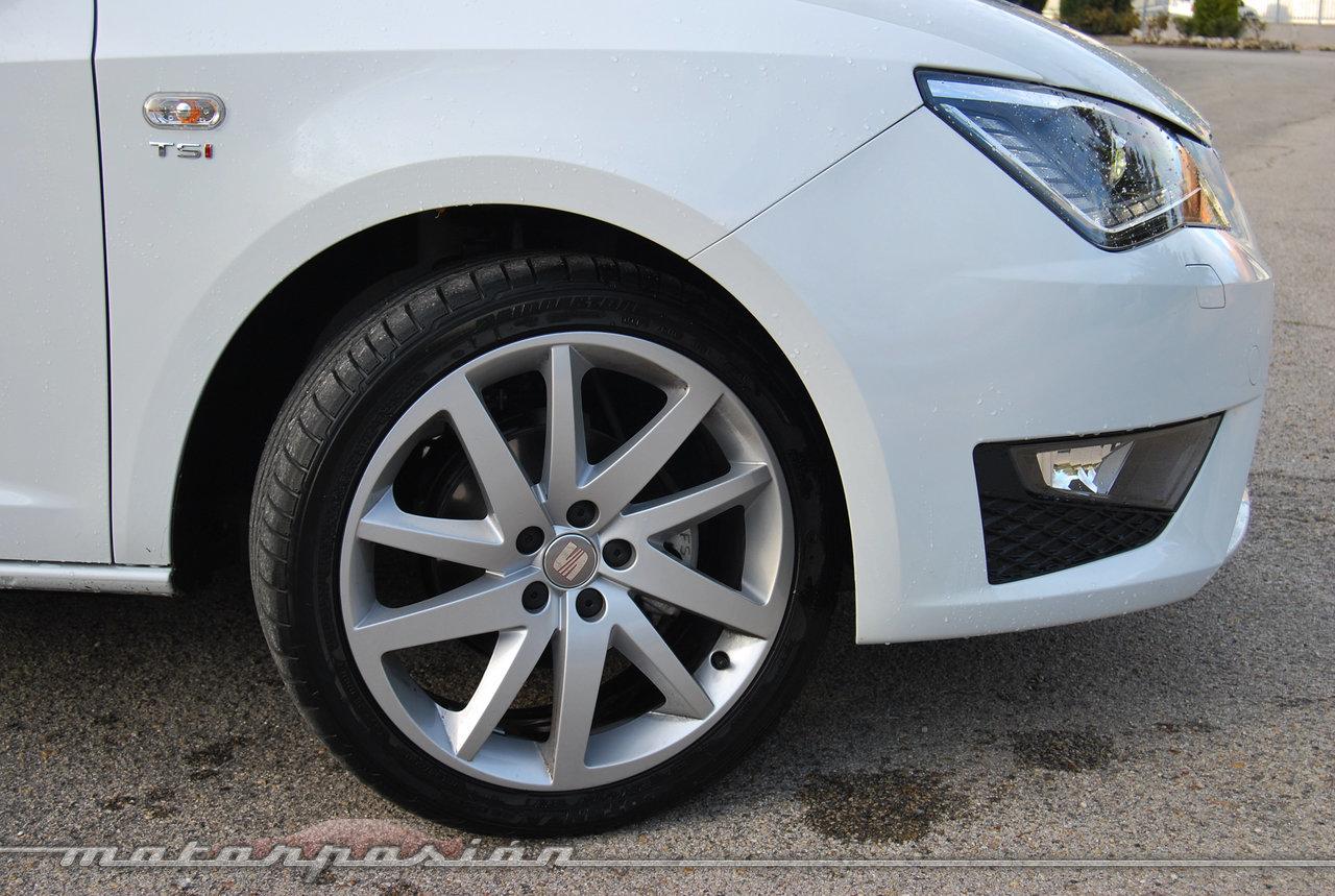 Foto de SEAT Ibiza 1.2 TSI FR (prueba) (10/33)