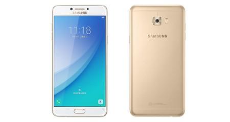 Samsung Galaxy C7 Pro: gama media equilibrada en tamaño phablet
