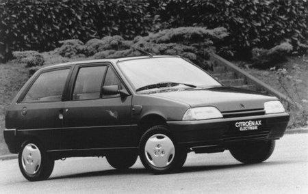 Citroen AX Electrique (1995)
