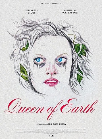 'Queen of Earth', tráiler y cartel del thriller psicológico