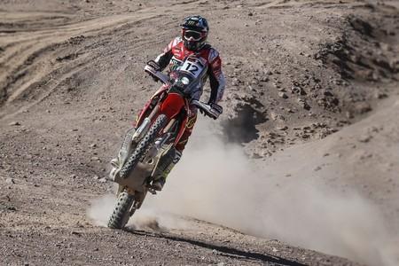Kevin Benavides Atacama Rally 2017