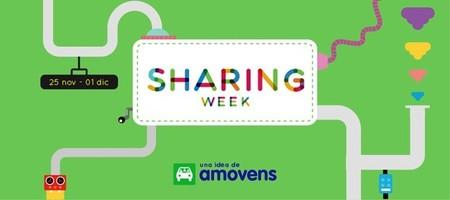 Amovens crea la Sharing Week para demostrar que compartir no tiene límites