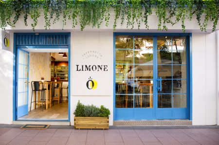 Informal y relajado como una tarde de verano, así es Limone, nuevo italiano en Madrid