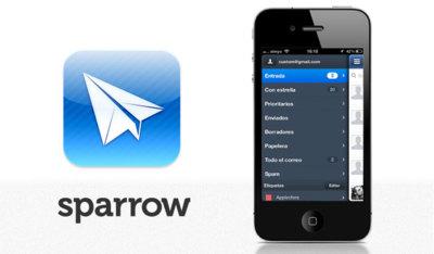 Sparrow for iPhone lanza actualización y habla sobre su servicio de notificaciones push