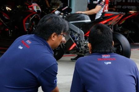 Michelin prueba sus neumáticos de lluvia debido a las condiciones adversas