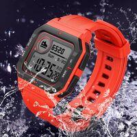 """Sólo hoy en Amazon tienes el reloj """"inteligente"""" con look Casio en oferta flash: Amazfit Neo por 25 euros"""