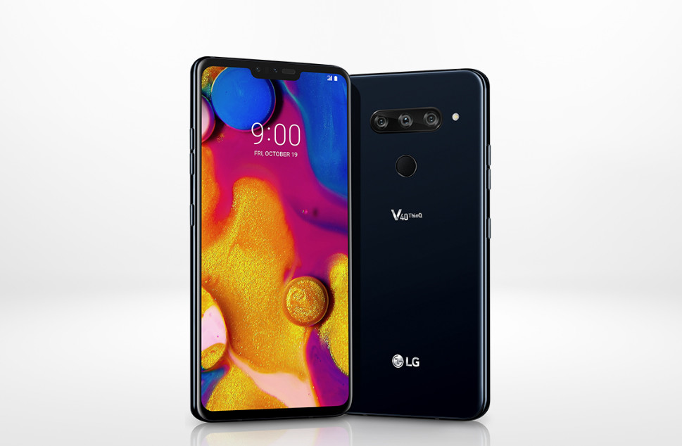 The LG V40 ThinQ comes to Spain: price and availability-official