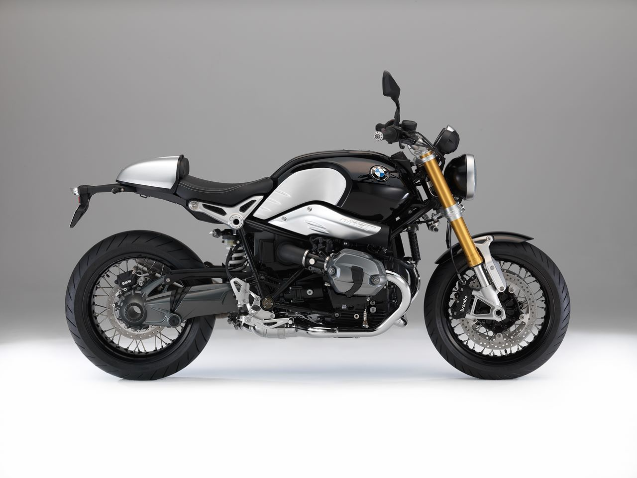 BMW R nine T, datos oficiales, fotos y vídeo
