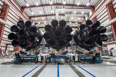 Falcon Heavy Spacex 3