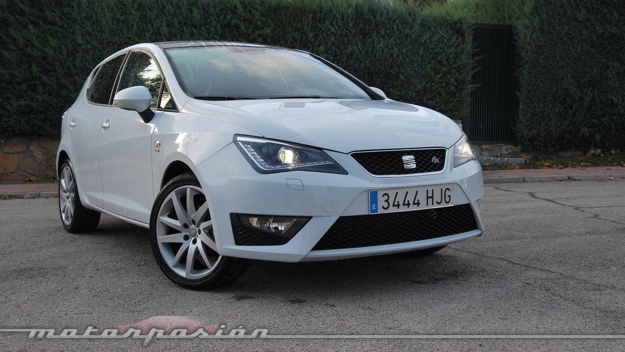 Foto de SEAT Ibiza 1.2 TSI FR (prueba) (1/33)
